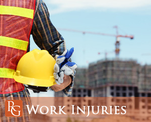 Work Injury Attorney Houston - Rogelio Garcia